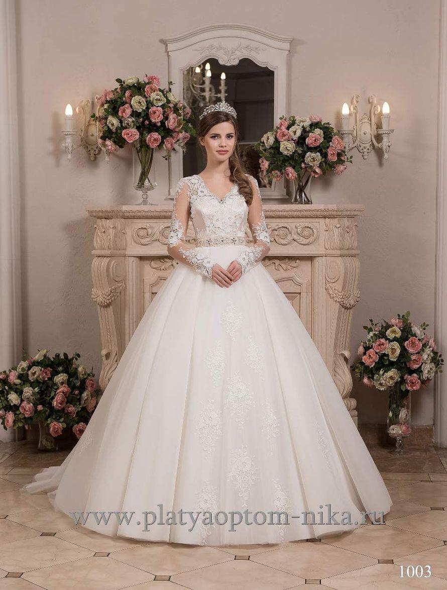 """Фото 16711420 в коллекции Свадебные платья - 2 - Свадебные и вечерние платья """"Ника"""""""