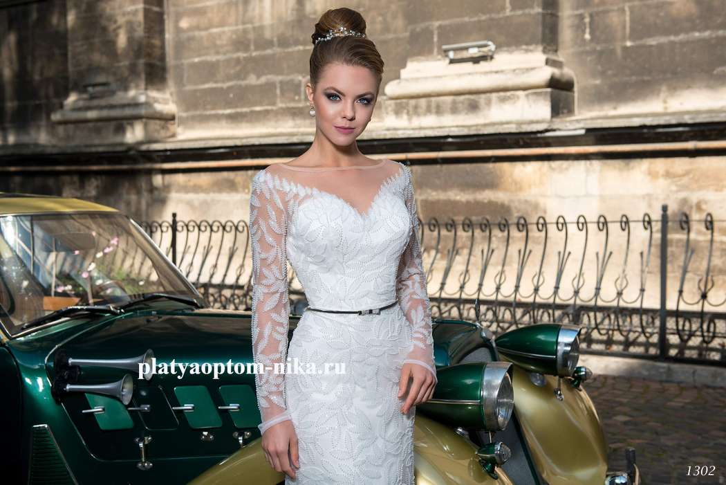 """Фото 16711506 в коллекции Портфолио - Свадебные и вечерние платья """"Ника"""""""