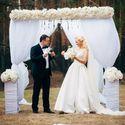 белая свадьба, свадьба в тамбове, выездная церемония в тамбове, классическая свадьба