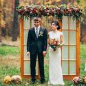 осенняя свадьба, свадьба осенью,свадьба тамбов,свадьба в тамбове, выездная церемония в тамбове,