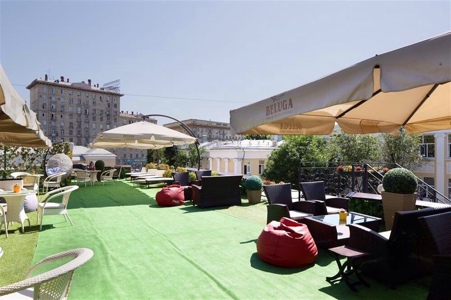 Фото 4270585 в коллекции Портфолио - Светлый restaurant и bar