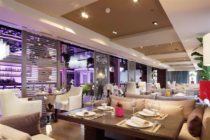 Фото 4270617 в коллекции Портфолио - Светлый restaurant и bar