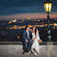 Свадьба Жени и Михаила в ноябре в Чехии