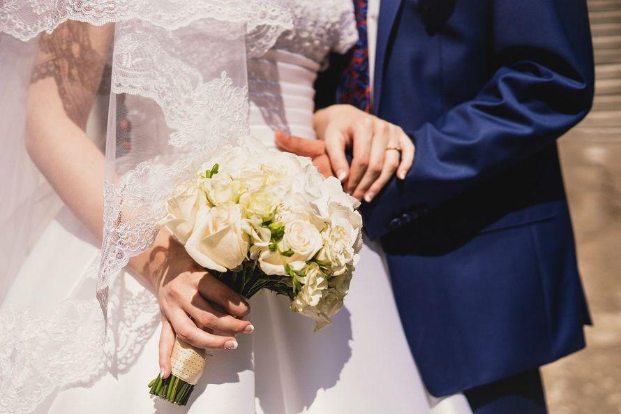 Фото 3311635 в коллекции Букет невесты наша работа - DIAMANTE-deco студия свадебного дизайна