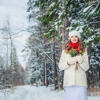 Невеста зима