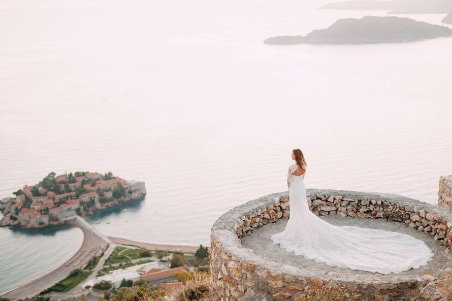 Wedding photoshoot in Montenegro  - фото 18285296 Фотограф Владимир Надточий