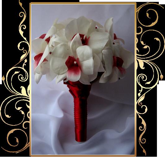 Фото 810311 в коллекции Цветы из шелка - Кнауб Ольга - Свадебные аксессуары