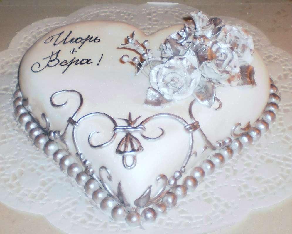 """Фото 8226182 в коллекции Свадебные торты - Арт-кондитерская """"Торты от Светланы"""""""