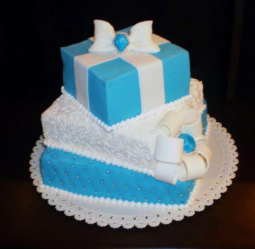 """Фото 8226184 в коллекции Свадебные торты - Арт-кондитерская """"Торты от Светланы"""""""