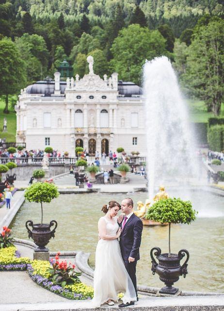 Замок Людвига II - фото 1724788 Joli mariage - организация свадеб за границей