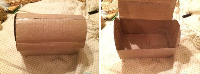 Сундучок для конвертов - 1