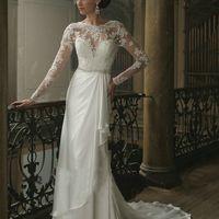 Свадебное платье салон Милана