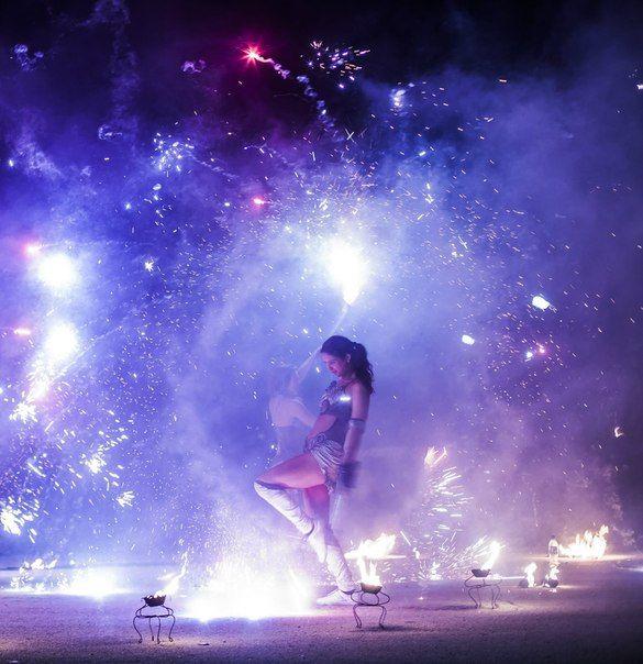 X-fires - огненное, огненно-пиротехническое и световое шоу в Саратове - фото 1748765 Огненное и световое шоу  X-fires в Саратове