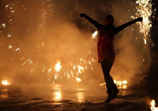 X-fires - огненное, огненно-пиротехническое и световое шоу в Саратове - фото 1748771 Огненное и световое шоу  X-fires в Саратове