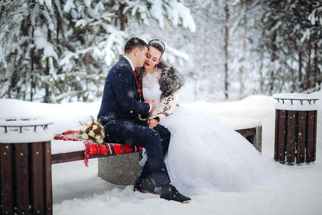 телефону свадебные фото молодых пар зимой должны