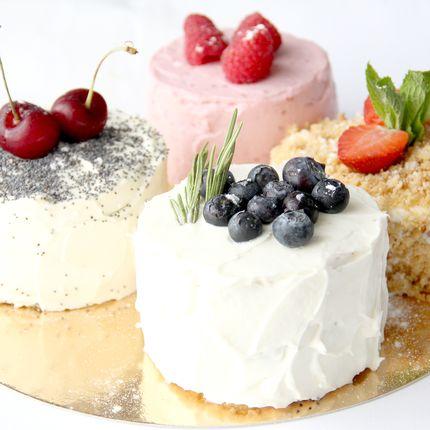 Дегустация начинок для свадебного торта