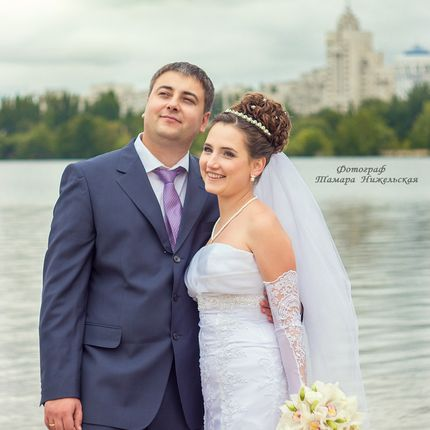 Свадебная мини  прогулка