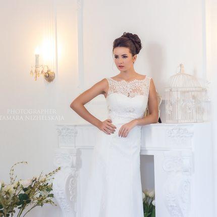 Студийная  фото сессия в день  свадьбы