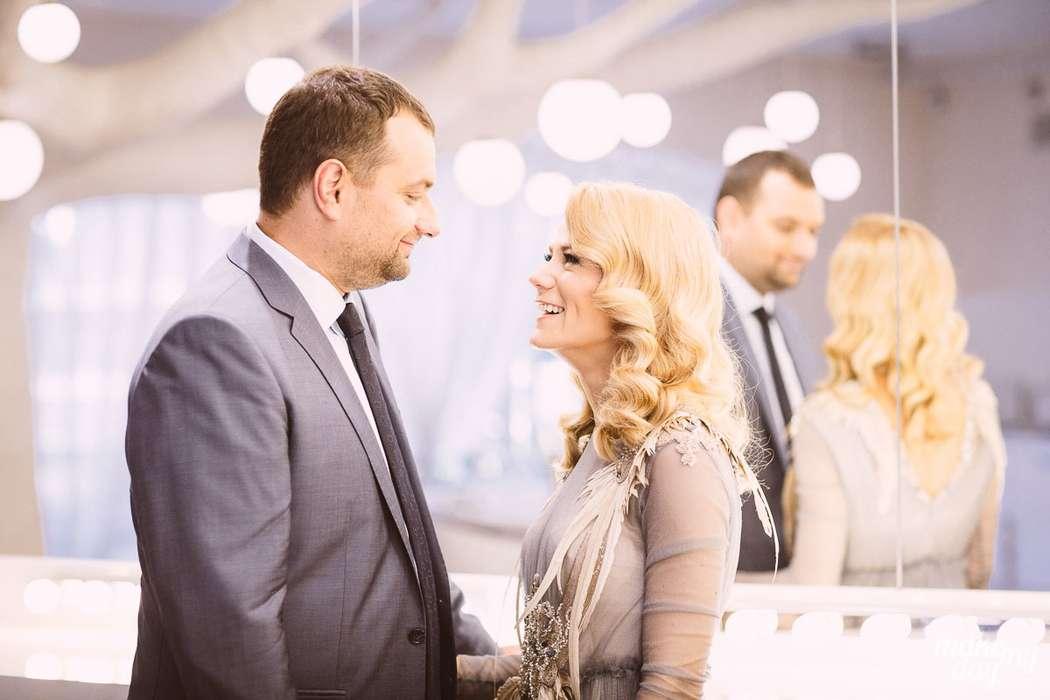 Первая встреча - это так трогательно. Даже если вы вместе вот уже... 14 лет. - фото 3779011 Свадебное агентство Make my day