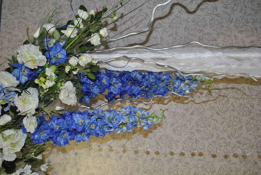 """Фото 2316456 в коллекции Сине-белая композиция - """"Event Show"""" - организация праздника"""