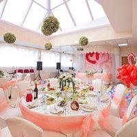 Красивый зал для свадьбы