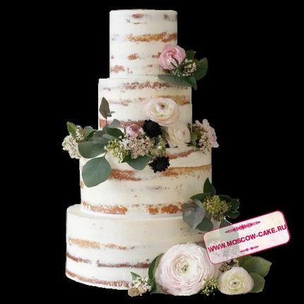 Свадебный торт, цена за 1 кг