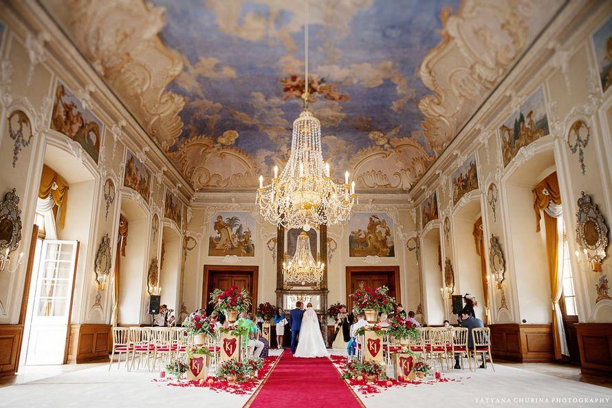 Фото 6666694 в коллекции Портфолио - Crystal Wedding - свадьбы в Чехии и Европе