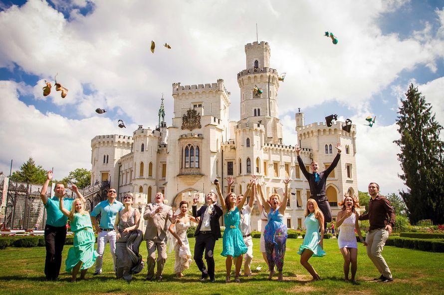 Фото 6666756 в коллекции Портфолио - Crystal Wedding - свадьбы в Чехии и Европе