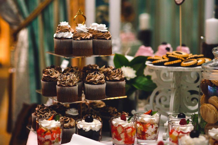 "Фото 12178396 в коллекции Шоколадная свадьба. Green House. Дмитрий и Юлия, 27 августа 2016 - Дизайн-студия ""Ярко"""