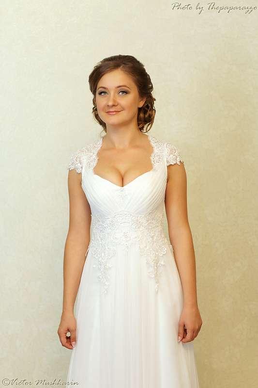 Невеста (2485) - фото 16983164 Фотограф Виктор Мушкарин