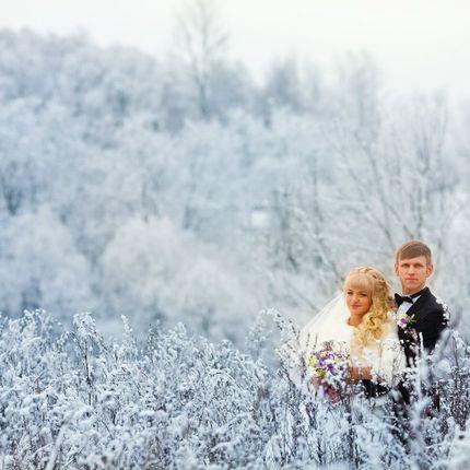 Фотосъёмка полного дня, 10 часов (Скидка 20% на зимние свадьбы)