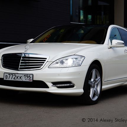 Аренда Mercedes Benz S350 Long