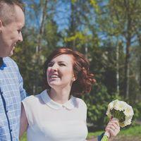 Любовь, весна, невеста,улыбка, счастье, радость, Тамбов, Таня Минт, Сергей Минт