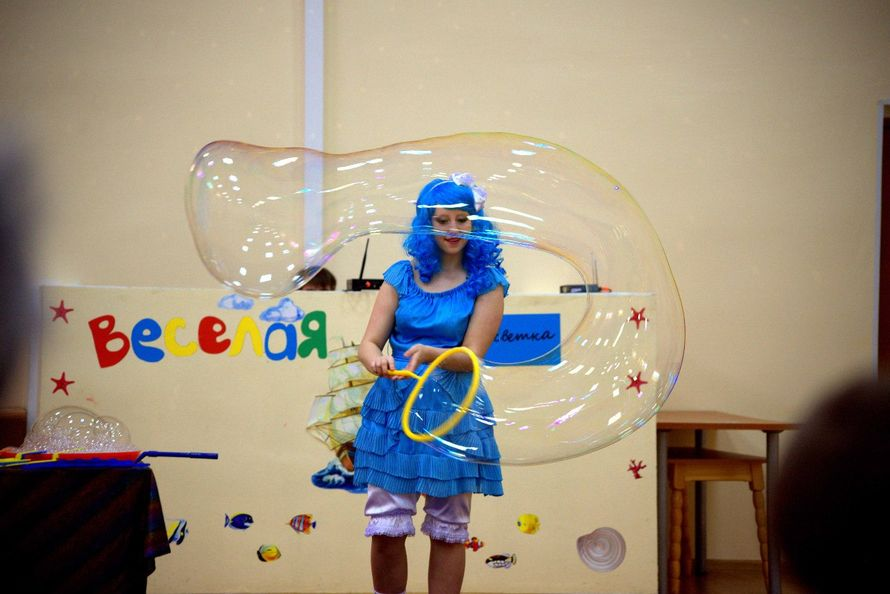 """Фото 2490307 в коллекции Номера для мероприятий - Эстрадно-цирковая студия """"Сказочный мир"""""""