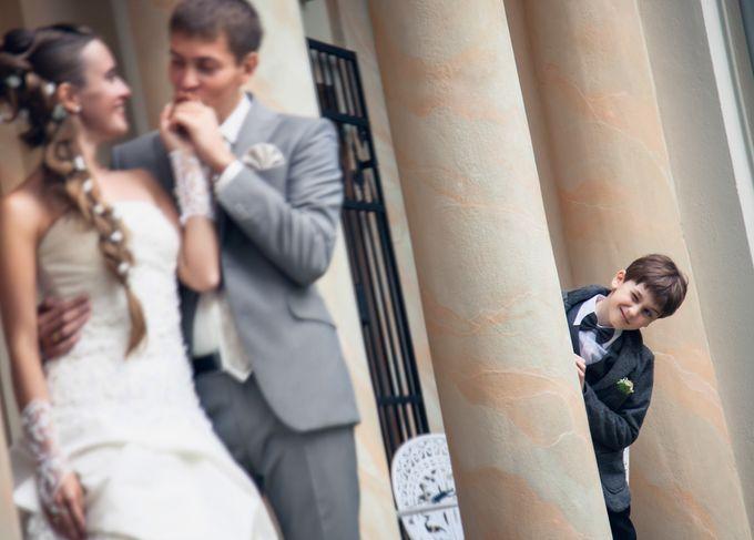 Свадьба Павла и Татьяны в Праге