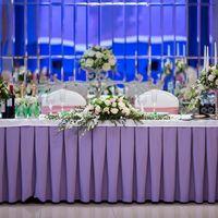 Свадебное оформление банкетного зала 18 апреля 2015 Silver Hall декор - Василисы Рязанские флористика - Улица цветов фото - Алина Котова