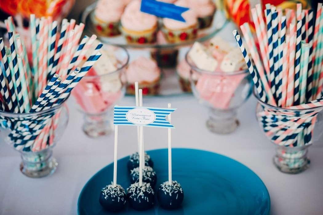 Морская Свадьба/Анна и Даниил, 01.08.14 - фото 3648605 Студия декора Sacramento wedding
