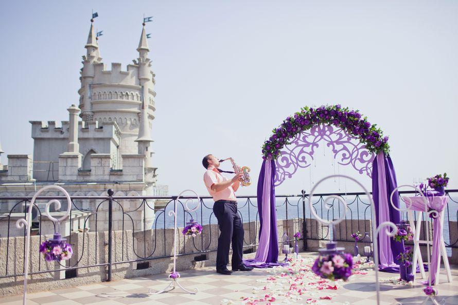 Свадьба в Ялте - фото 3086553 Свадебное агентство Romance