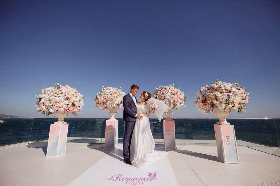 Свадьба в Крыму Выездная церемония в Крыму - фото 12573848 Свадебное агентство Romance
