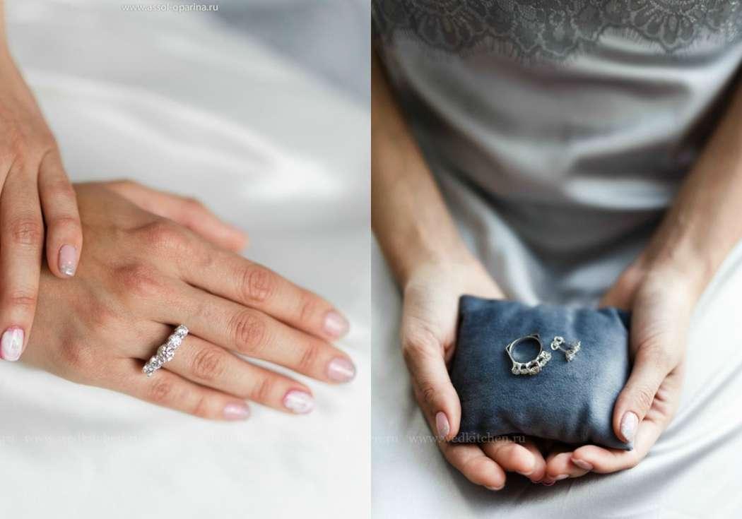 """Фото 3472889 в коллекции Серебро и фуксия - Свадебное агентство """"Wedkitchen"""""""