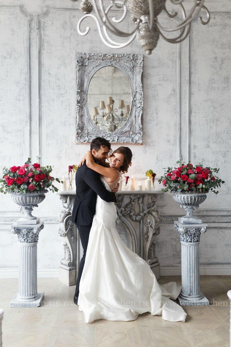 """Фото 3472917 в коллекции Серебро и фуксия - Свадебное агентство """"Wedkitchen"""""""