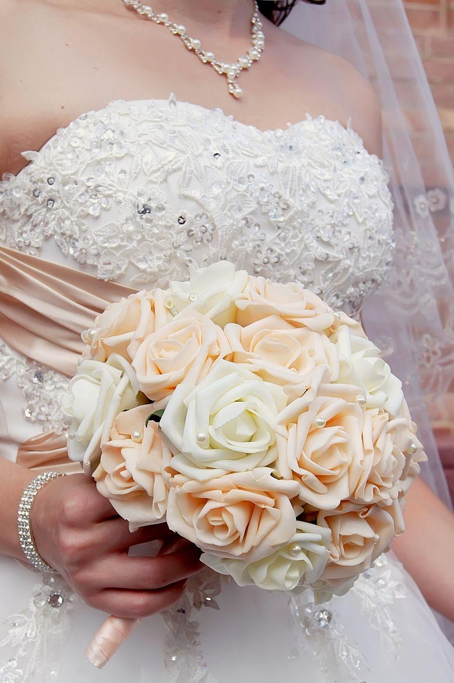 Сайты свадебный букет невесты из роз фото