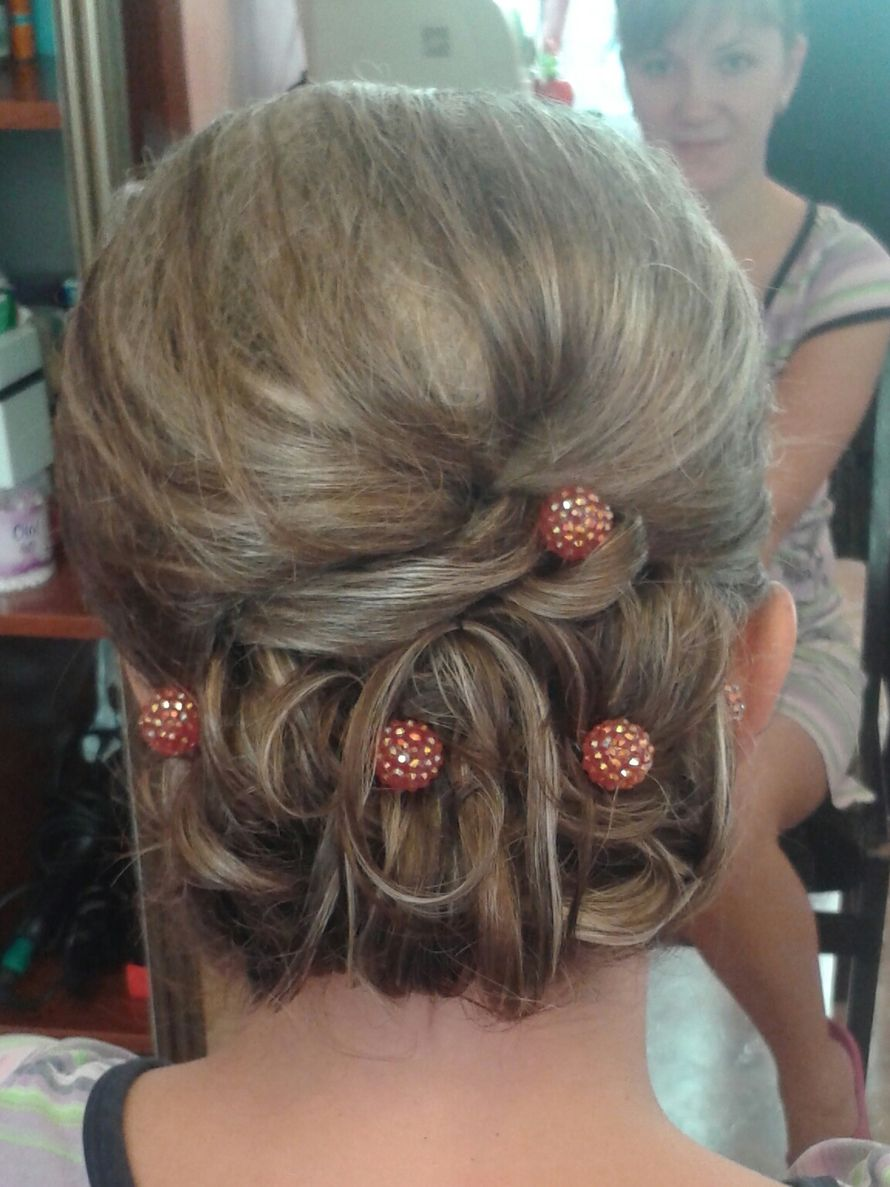собранная - фото 1878465 свадебный стилист Александра