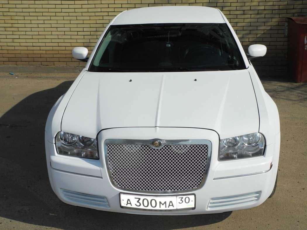 Крайслер 300с алмазно-белый - фото 2241412 Fi-Fi - прокат и оформление авто