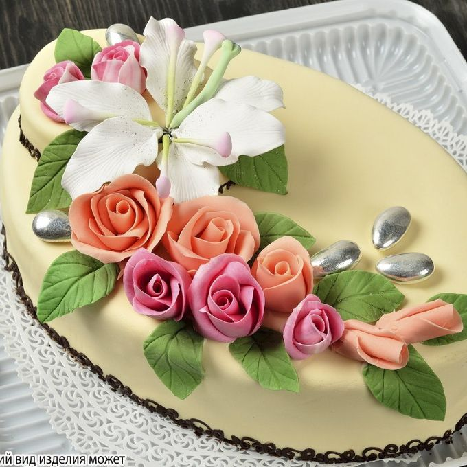Магия, кондитерский цех кемерово торты на заказ фото
