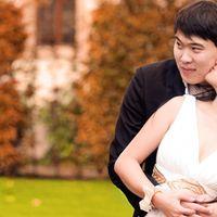 Молодая пара из Казахстана. Осень 2012 года.