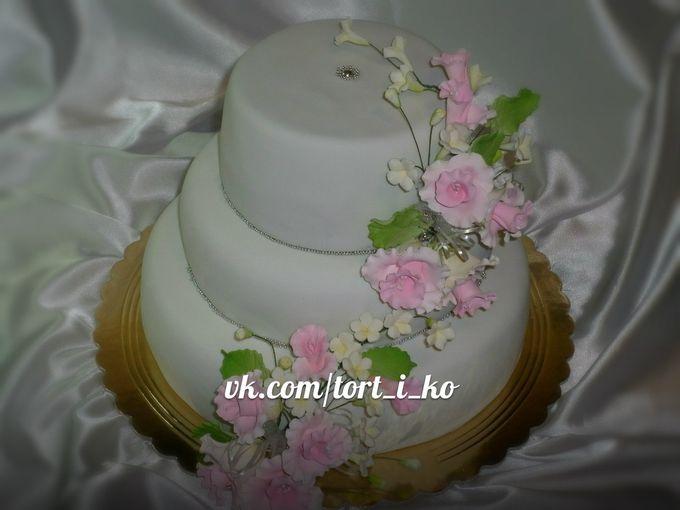 Свадебный торт фото в уфе
