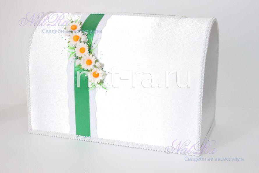 """Фото 3311147 в коллекции Свадебные сундучки для денег - Студия свадебных аксессуаров """"NatRa"""""""
