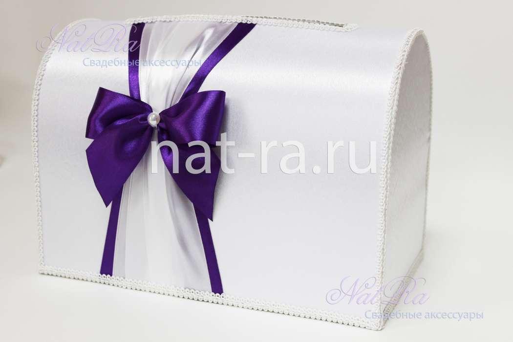 """Фото 3311155 в коллекции Свадебные сундучки для денег - Студия свадебных аксессуаров """"NatRa"""""""