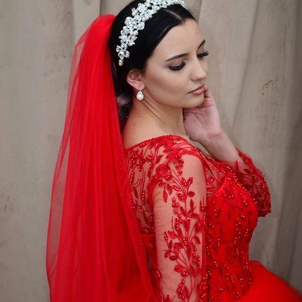 Платье Кармэн